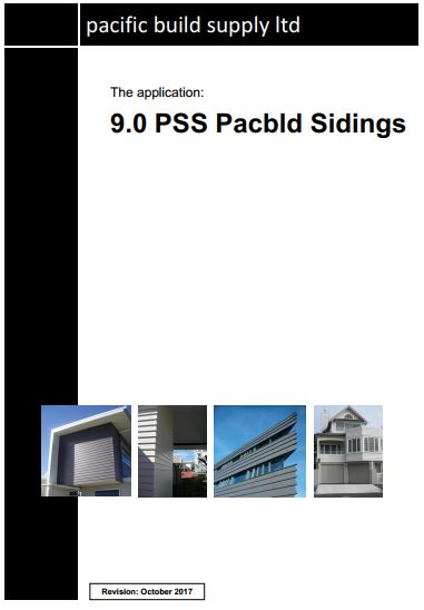 9.0 PSS Pacbld Sidings Full Manual