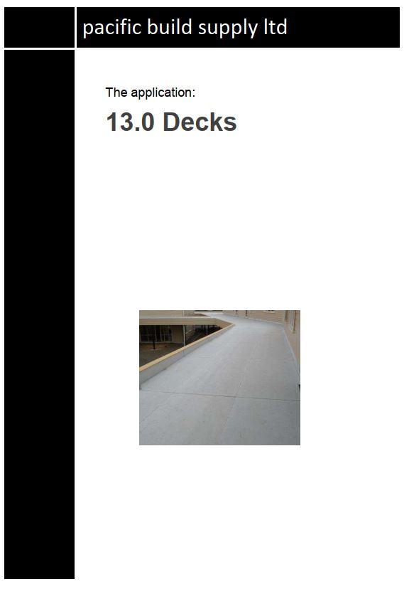Decks Full Manual - PDF