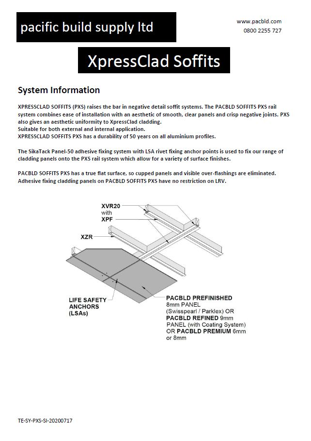 PXS System Information - PDF
