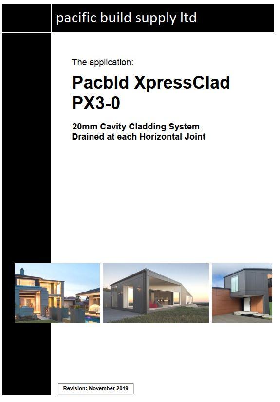 XpressClad PX3-0 Full Manual