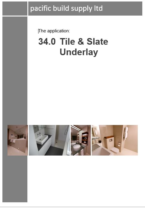 Tile & Slate Full Manual - PDF