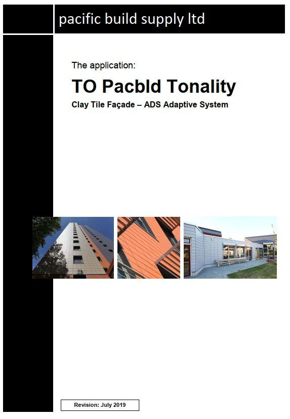Tonality Full Manual - PDF