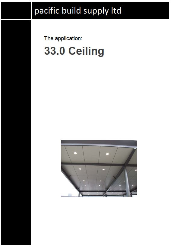 33.0 Ceilings Full Manual - PDF